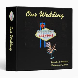 Las Vegas que casa el álbum con el signo positivo