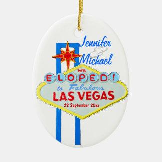 Las Vegas que casa el ornamento de la foto