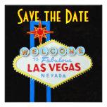Las Vegas que casa reserva la invitación de la fec