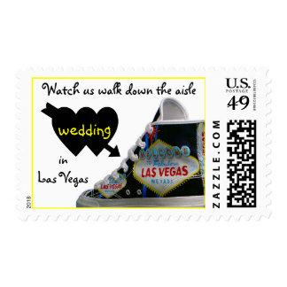 Las Vegas que se casa hago: paseo abajo del Sello