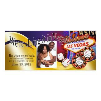 Las Vegas Reception (contact me 2 personalize 4u) Announcements