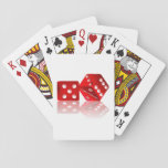 Las Vegas Red Dice Poker Deck