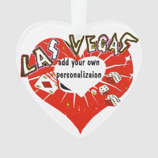 Las Vegas Red Heart