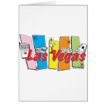 Las Vegas Retro Cards