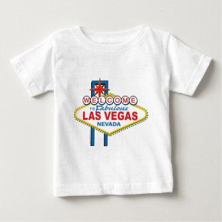 Las Vegas Retro Sign Baby T-Shirt