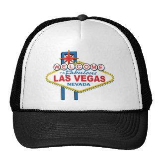 Las Vegas Retro Sign Trucker Hat
