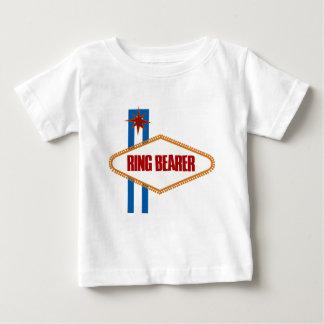 Las Vegas Ring Bearer Baby T-Shirt