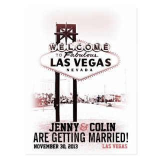 Las Vegas romántico que casa reserva de la foto la Postal