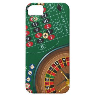 Las Vegas Roulette Casino Gambling Table iPhone SE/5/5s Case