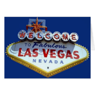 Las Vegas RSVP Cards