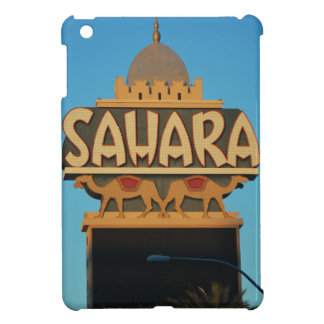 Las Vegas Sahara Casino Landmark Architecture Case For The iPad Mini