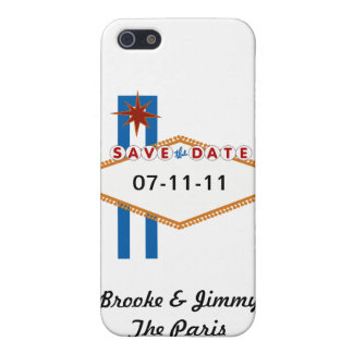 Las Vegas Save the Date Cover For iPhone SE/5/5s