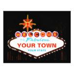 Las Vegas Sign Flyer