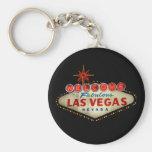 Las Vegas Sign Keychain #2