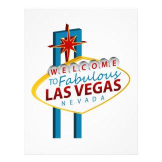 Las Vegas Sign Landmark Letterhead