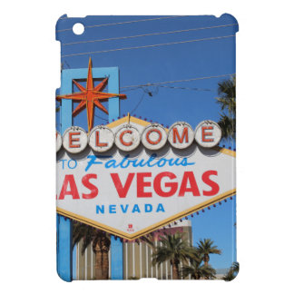 Las Vegas Sign Nevada Casino Gambling Landmark iPad Mini Cases