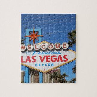 Casino jigsaw puzzle