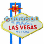 "Las Vegas Sign Statuette<br><div class=""desc"">A fun Las Vegas photo sculpture for anyone with special anniversaries from this famous destination or any gambling fan.</div>"