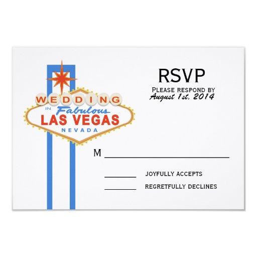 Vegas Wedding Invitation was adorable invitations template