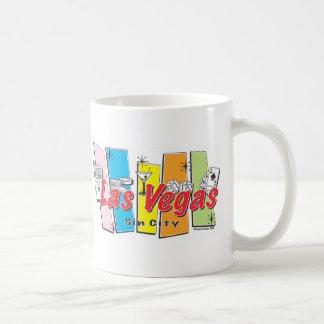 Las Vegas Sin City Coffee Mug