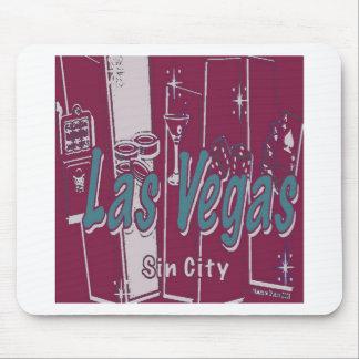 Las Vegas Sin City Mouse Pad