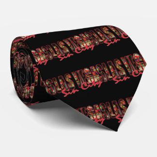 Las Vegas Sin City Tie