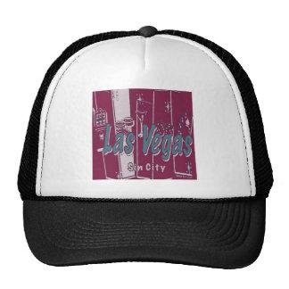 Las Vegas Sin City Trucker Hat