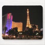 Las Vegas Skyline Mouse Pads