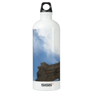 LAS VEGAS Skyline Photography - Casinos,Resorts Water Bottle