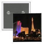 Las Vegas Skyline Pins