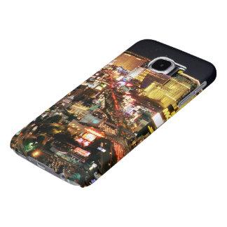 Las Vegas Skyline Samsung Galaxy S6 Case