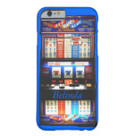 Las Vegas Slot Machine Barely There iPhone 6 Case