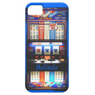 Las Vegas Slot Machine iPhone 5 Cover