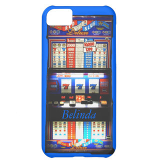 Las Vegas Slot Machine iPhone 5C Cases