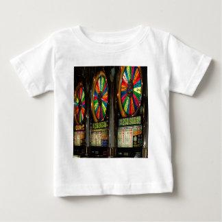 Las Vegas Slot Machines Baby T-Shirt