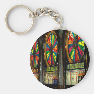 Las Vegas Slot Machines Keychain