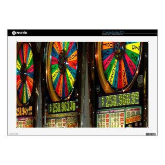 Las Vegas Slot Machines Laptop Skins