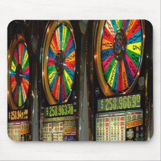 Las Vegas Slot Machines Mouse Pad
