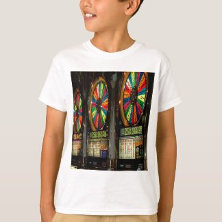 Las Vegas Slot Machines T-Shirt