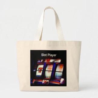 Las Vegas Slot Player Classic Tote Bag