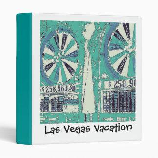 Las Vegas Slots 3 Ring Binder