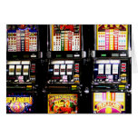 Las Vegas Slots Dream Machines Card