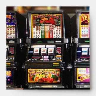 Las Vegas Slots - Dream Machines Envelope