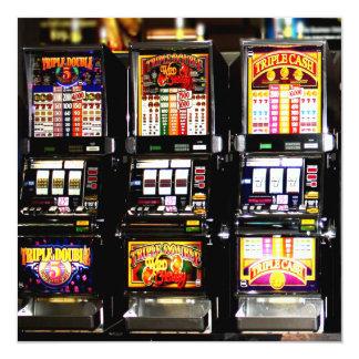 Las Vegas Slots - Dream Machines Personalized Announcement