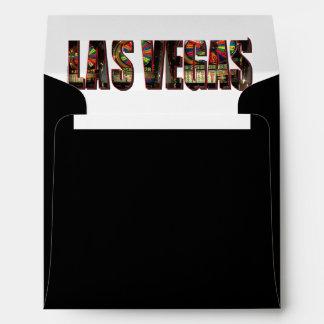 Las Vegas Slots Envelope