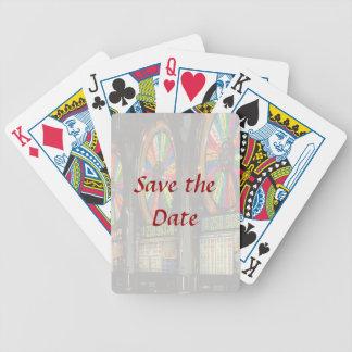 Las Vegas Slots Save the Dates Bicycle Card Deck