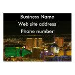 Las Vegas South Strip Business Card