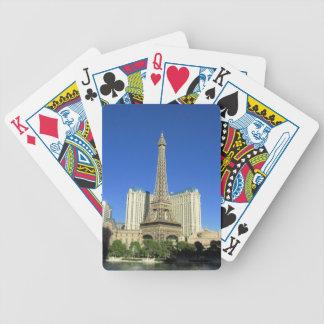 Las Vegas strip 4 Bicycle Playing Cards