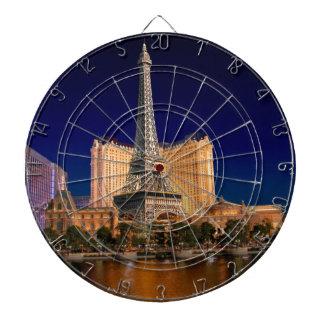 Las Vegas strip 5 Dart Board