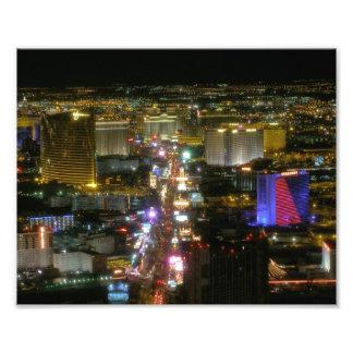 Las Vegas Strip 8x10 Photo Print